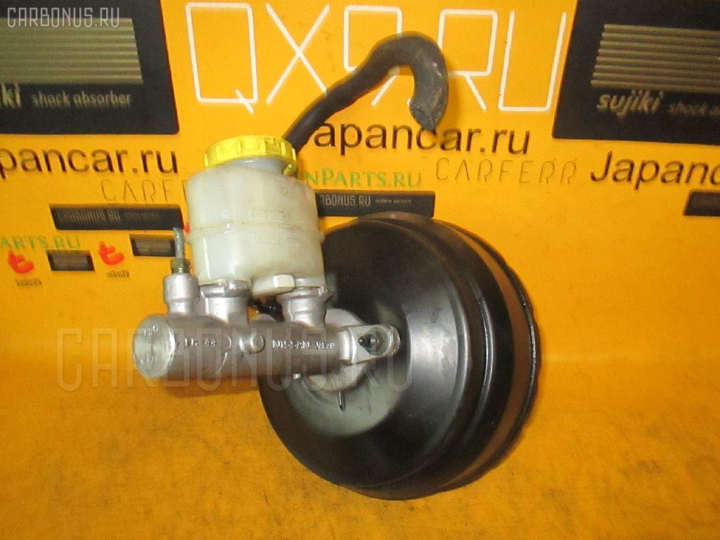 Главный тормозной цилиндр NISSAN BLUEBIRD EU14 SR18DE. Фото 3