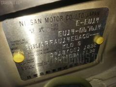 Блок управления климатконтроля NISSAN BLUEBIRD EU14 SR18DE Фото 3
