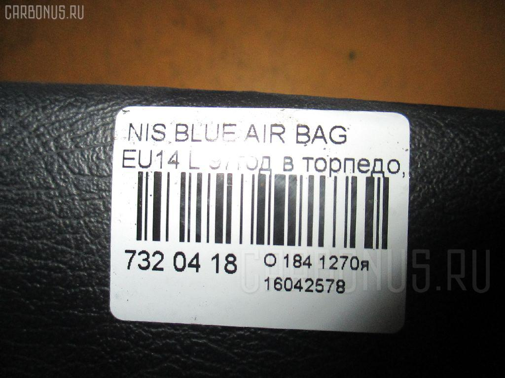 Air bag NISSAN BLUEBIRD EU14 Фото 7