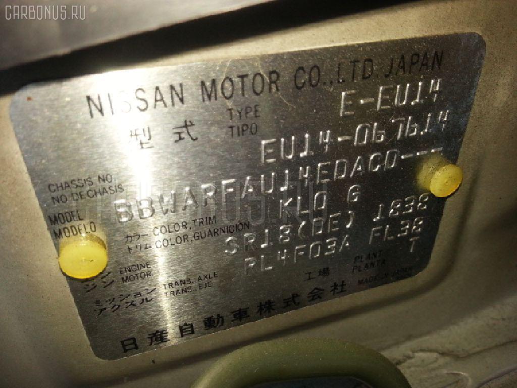 Мотор привода дворников NISSAN BLUEBIRD EU14 Фото 3