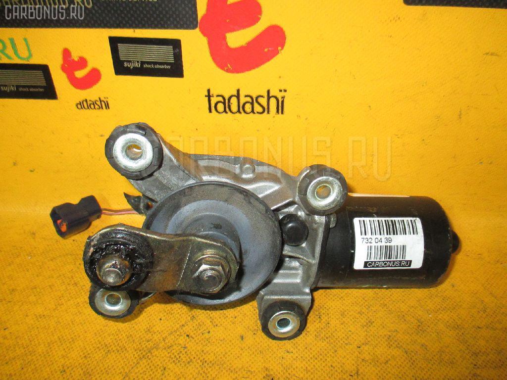 Мотор привода дворников NISSAN BLUEBIRD EU14 Фото 2