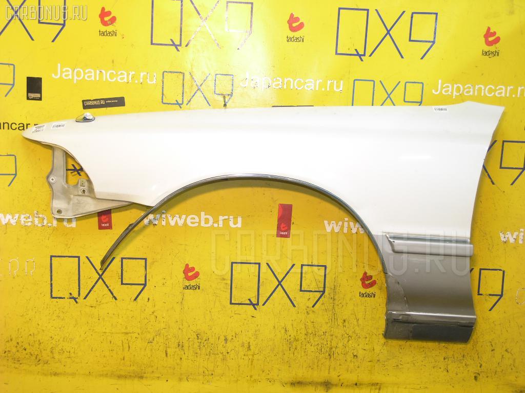 Крыло переднее TOYOTA MARK II JZX81. Фото 4