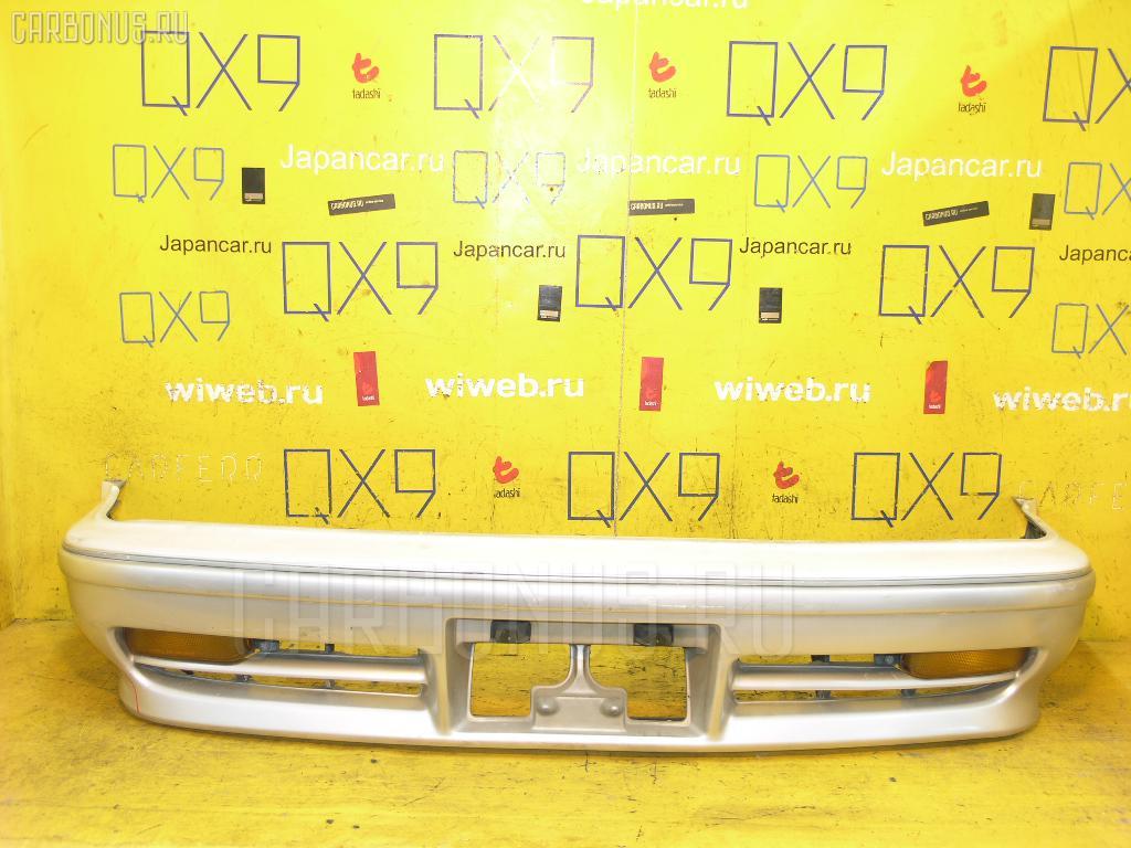 Бампер TOYOTA MARK II JZX81. Фото 4
