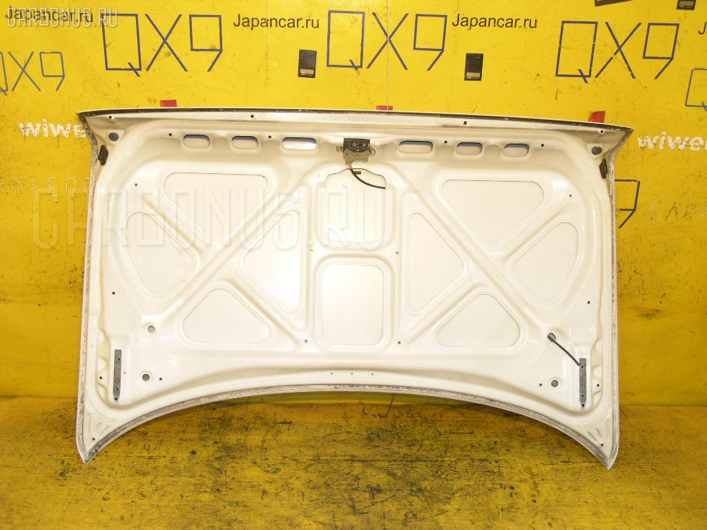 Крышка багажника TOYOTA MARK II JZX81. Фото 4
