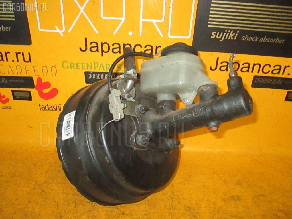Главный тормозной цилиндр TOYOTA MARK II JZX81 1JZ-GE. Фото 9