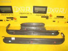 Накладка на порог салона Toyota Mark ii JZX81 Фото 2