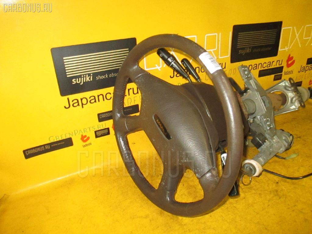 Рулевая колонка TOYOTA MARK II JZX81. Фото 9