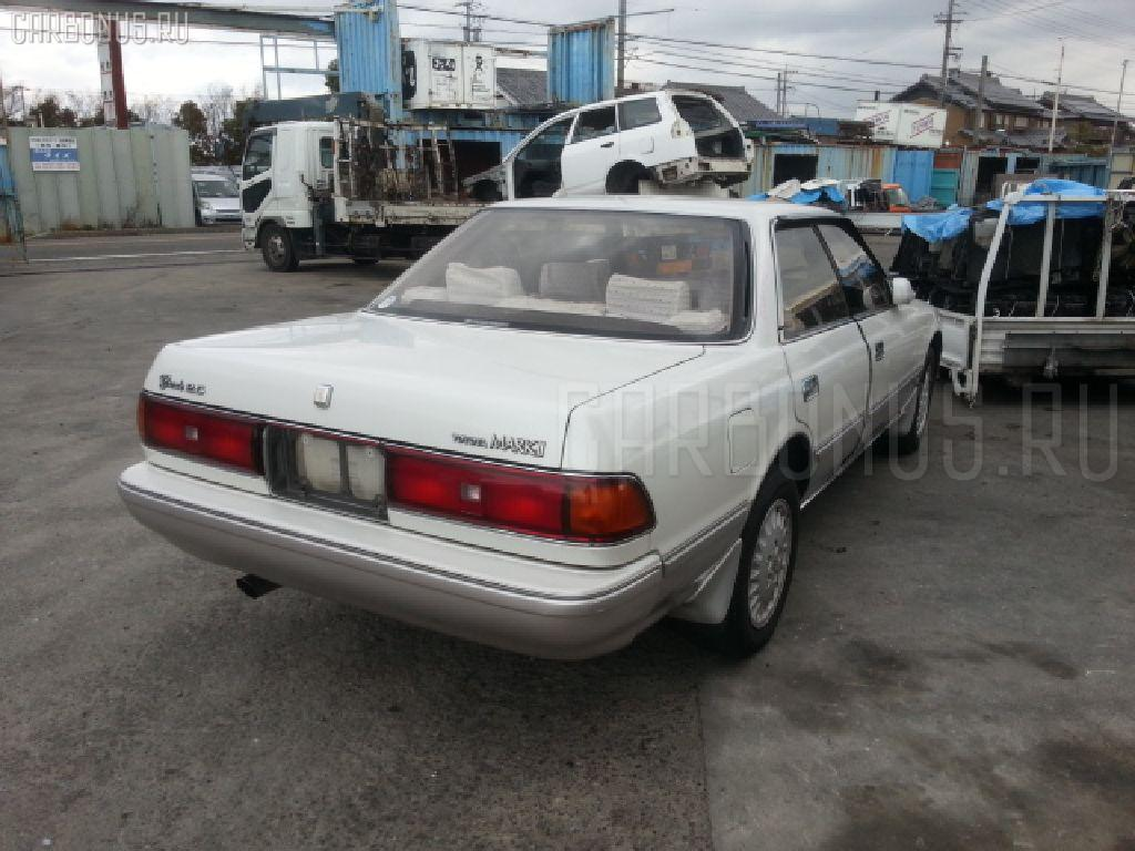 Обшивка багажника TOYOTA MARK II JZX81 Фото 6