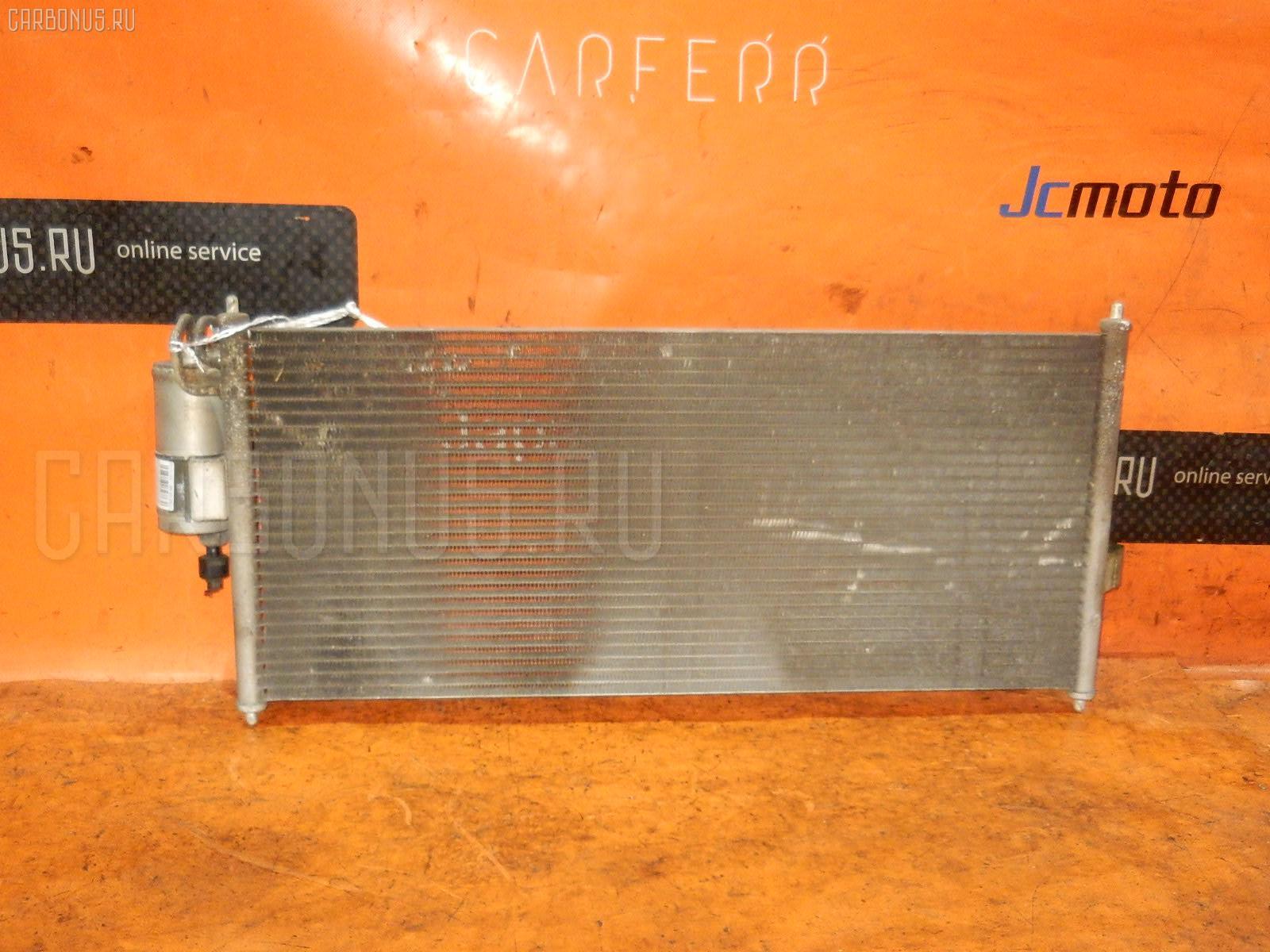 Радиатор кондиционера NISSAN BLUEBIRD SYLPHY QG10 QG18DE. Фото 7