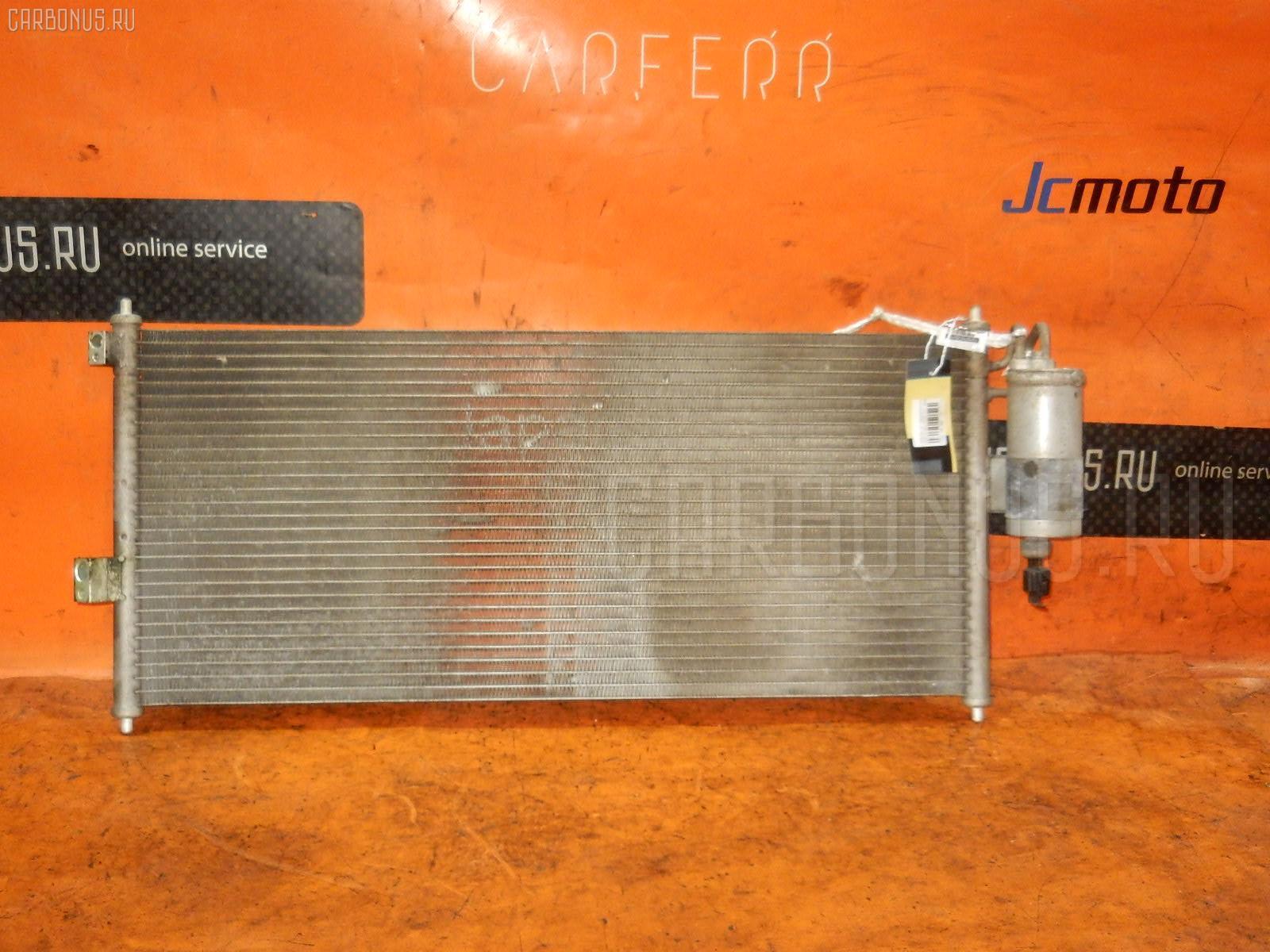 Радиатор кондиционера NISSAN BLUEBIRD SYLPHY QG10 QG18DE. Фото 8