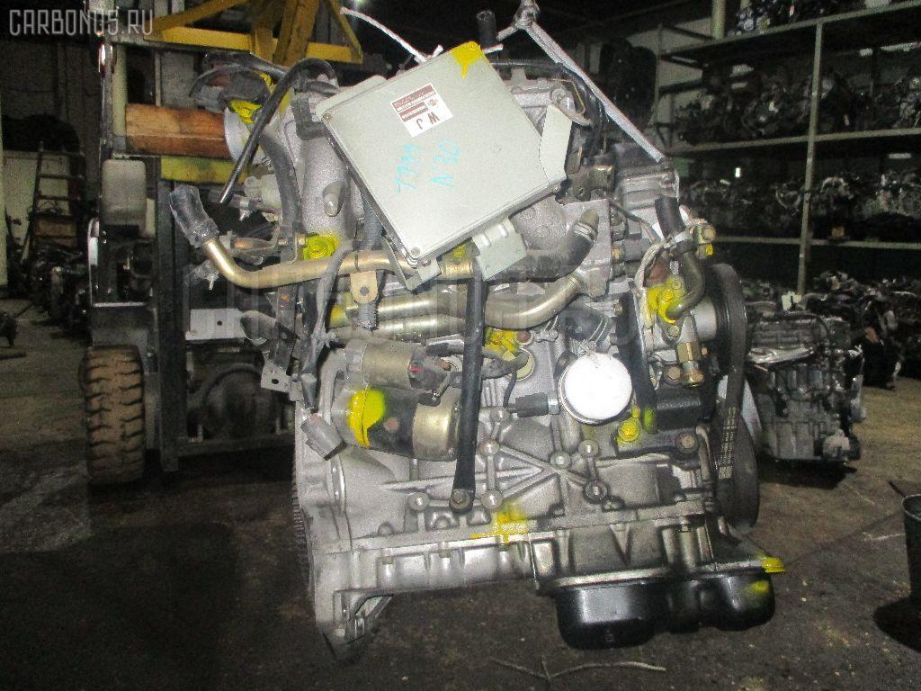 Двигатель NISSAN RNESSA N30 SR20DE. Фото 9