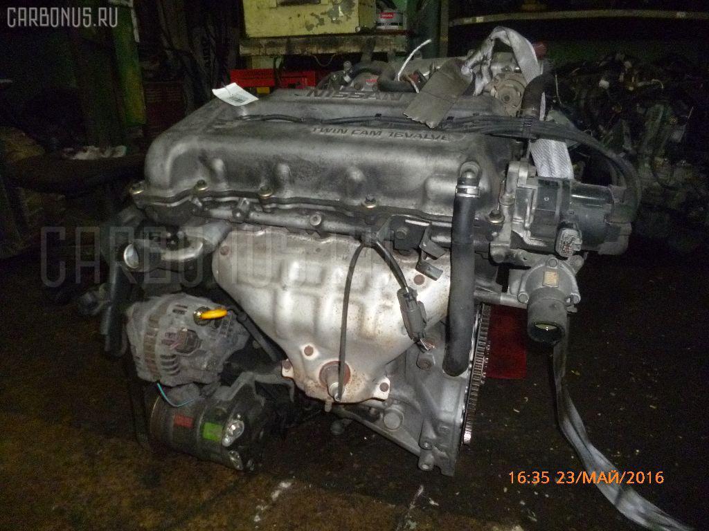 Двигатель NISSAN RNESSA N30 SR20DE Фото 9