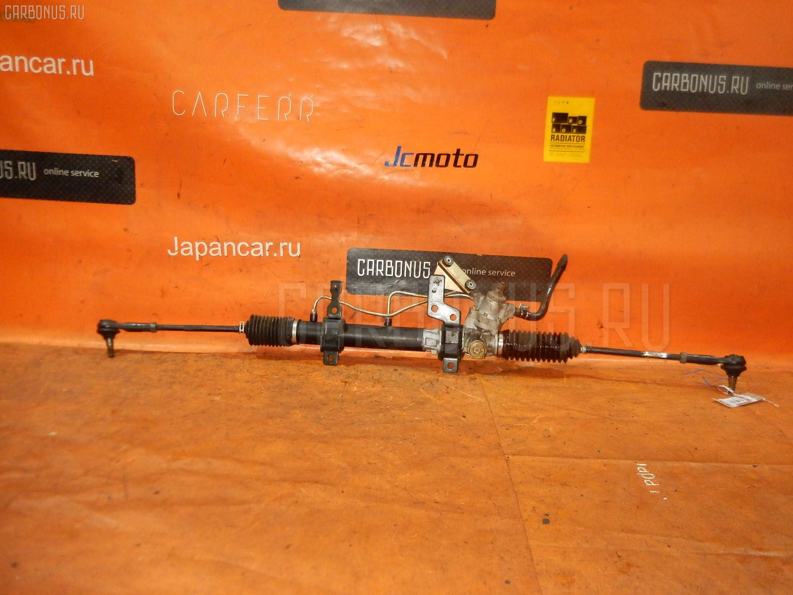Рулевая рейка NISSAN RNESSA N30 SR20DE. Фото 6