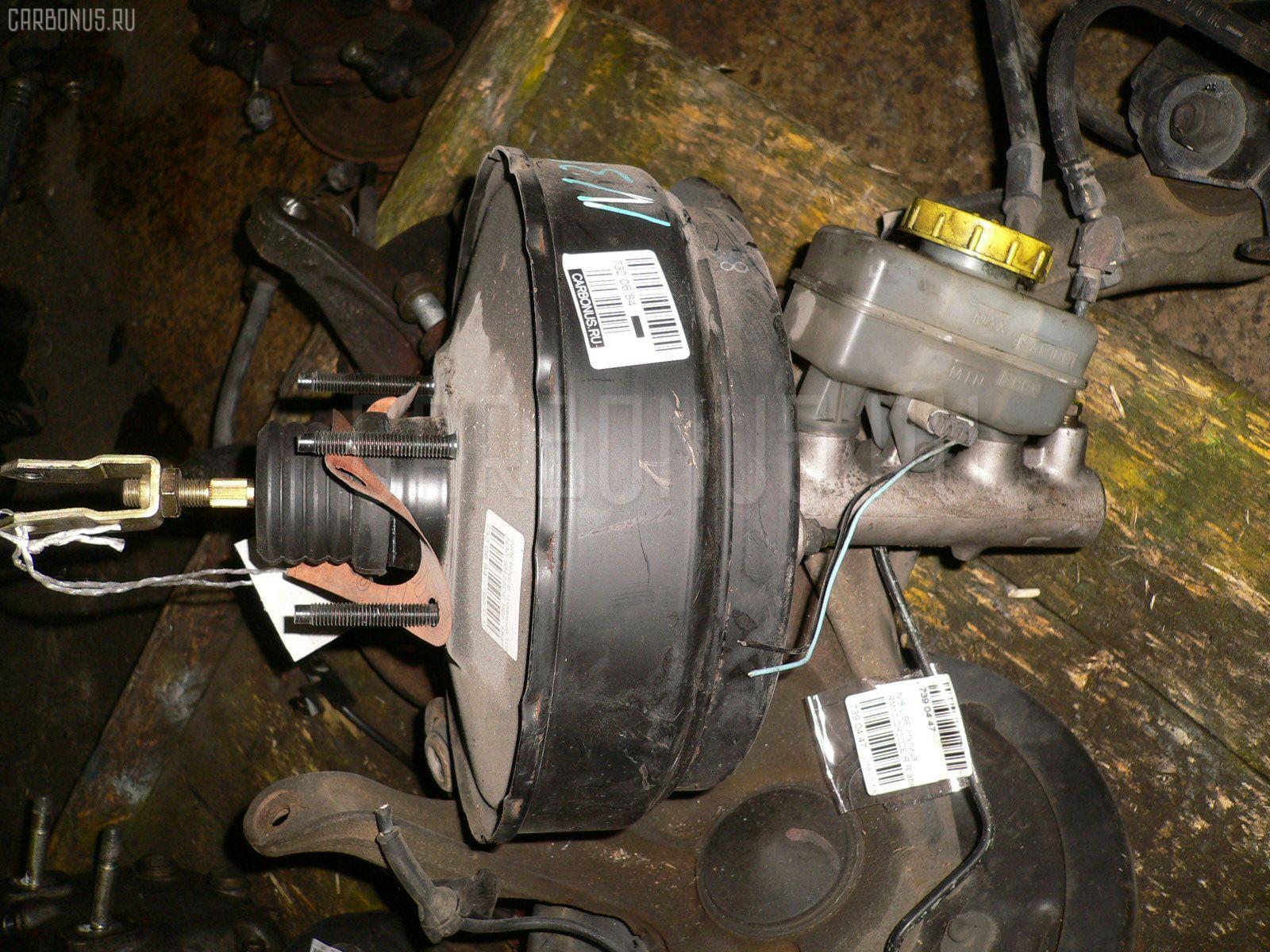 Главный тормозной цилиндр Nissan Rnessa N30 SR20DE Фото 1