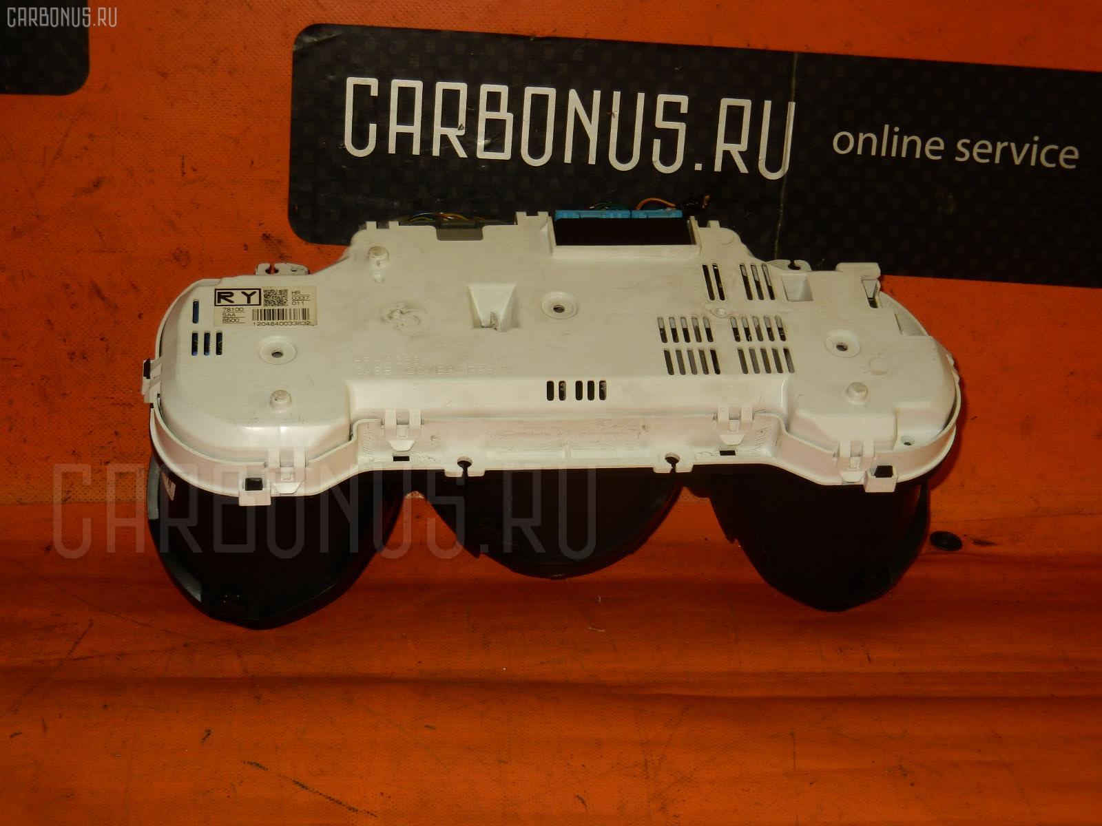 Спидометр Honda Fit GD3 L15A Фото 1