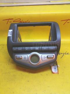 Блок управления климатконтроля HONDA FIT GD3 Фото 4