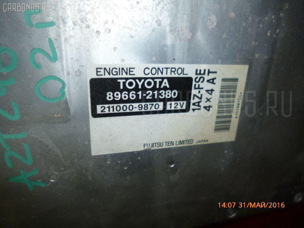 Двигатель TOYOTA CALDINA AZT246W 1AZ-FSE Фото 18