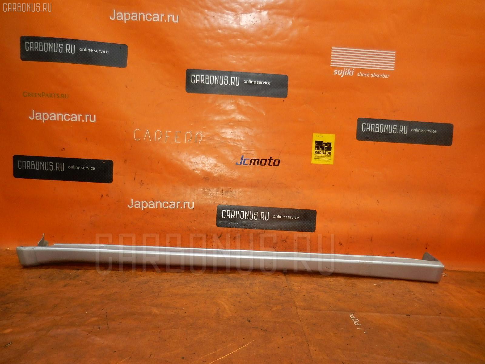 Порог кузова пластиковый ( обвес ) HONDA HR-V GH3 Фото 2