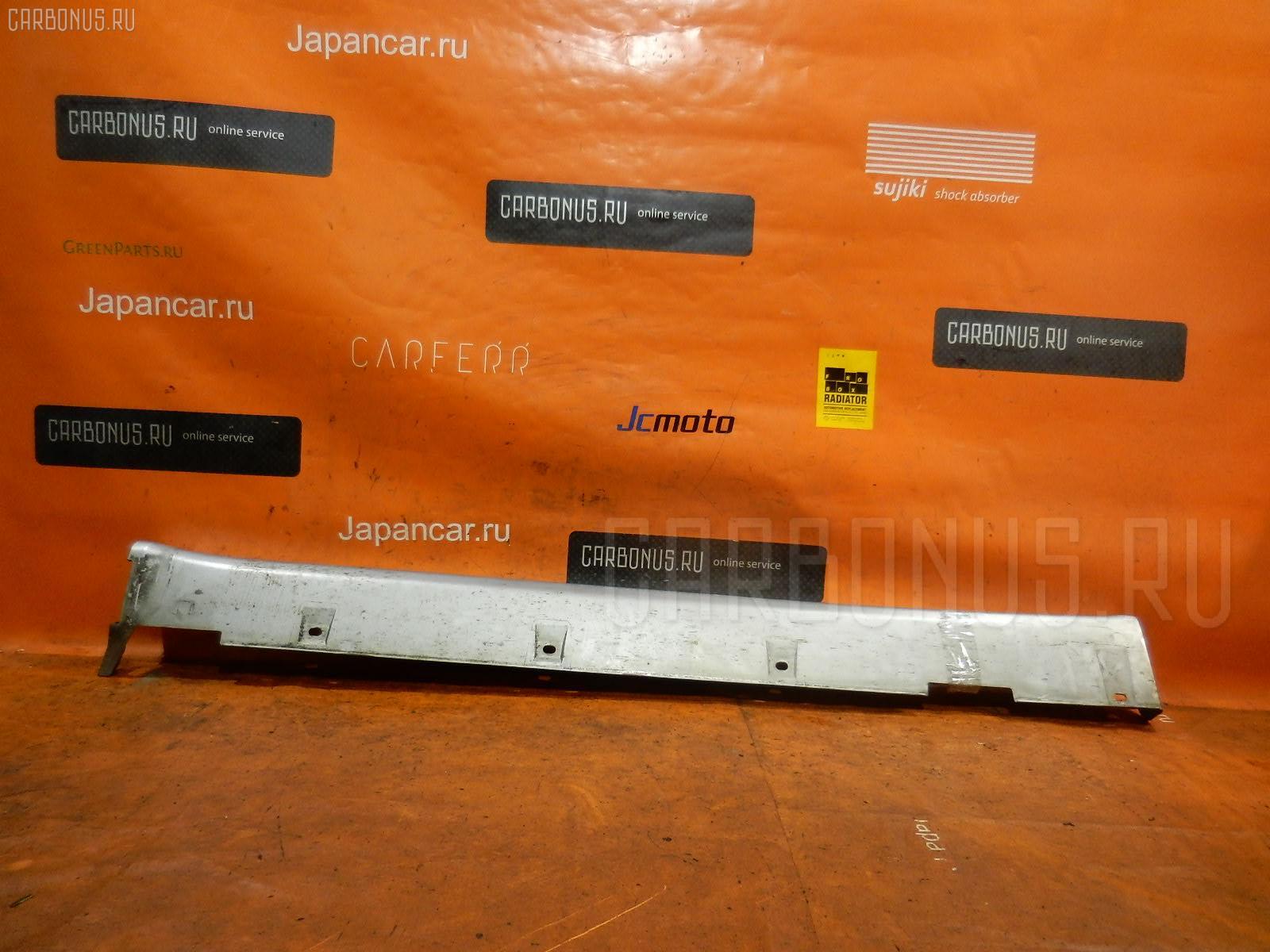 Порог кузова пластиковый ( обвес ) HONDA HR-V GH3 Фото 4