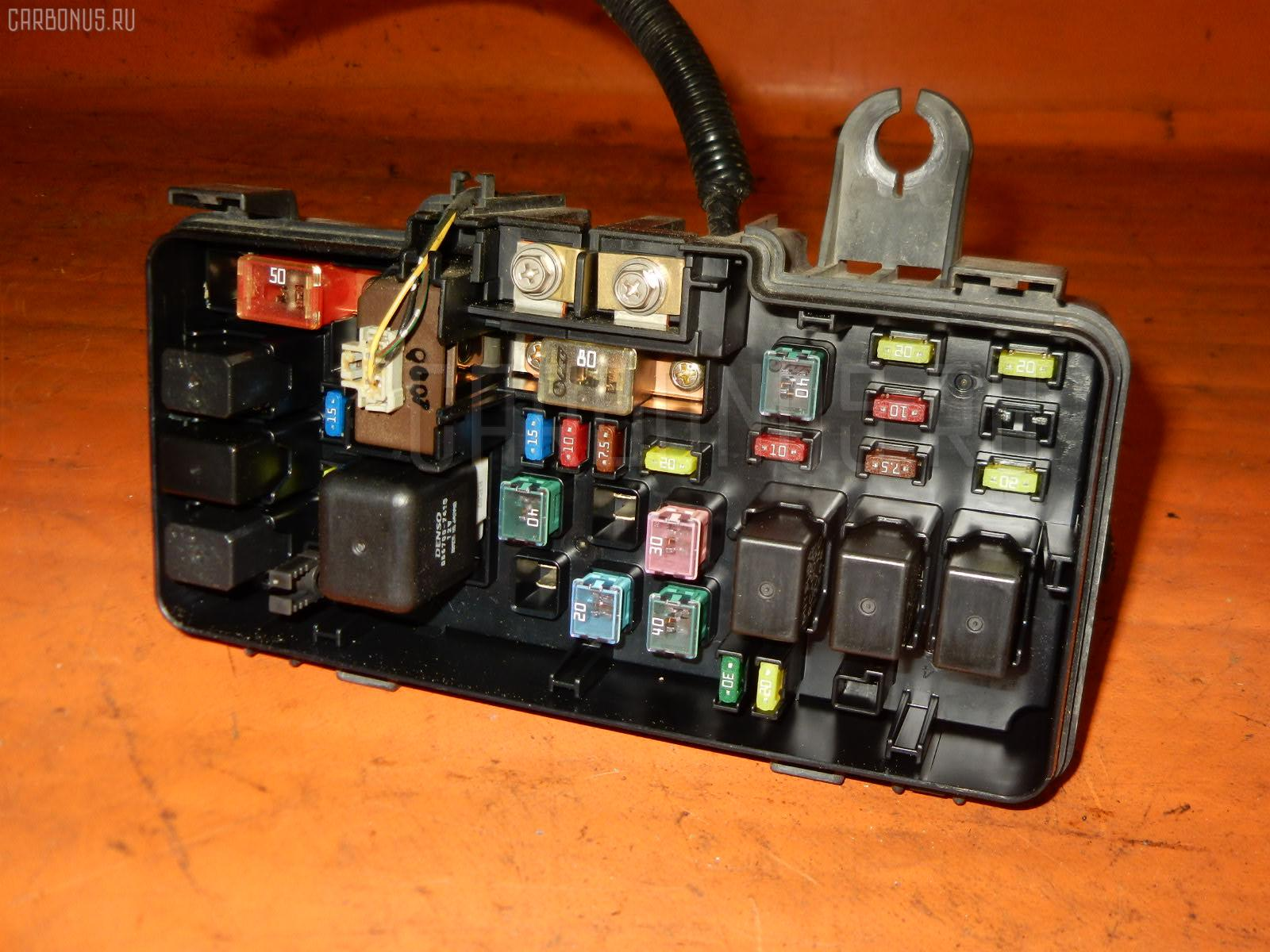 Блок предохранителей HONDA GH3 Фото 1