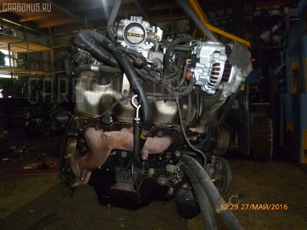 Двигатель MITSUBISHI PAJERO V43W 6G72 Фото 4