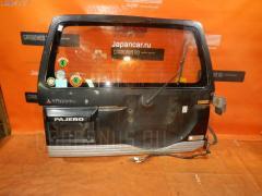 Дверь задняя Mitsubishi Pajero V43W Фото 1