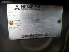 Дверь задняя Mitsubishi Pajero V43W Фото 4