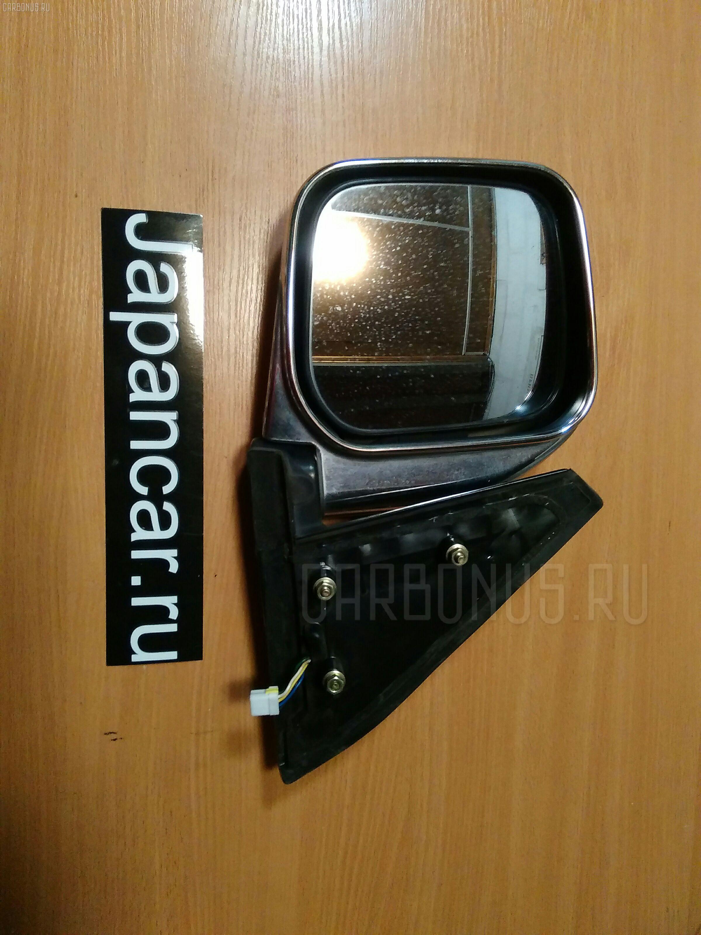 Зеркало двери боковой MITSUBISHI PAJERO V43W Фото 9