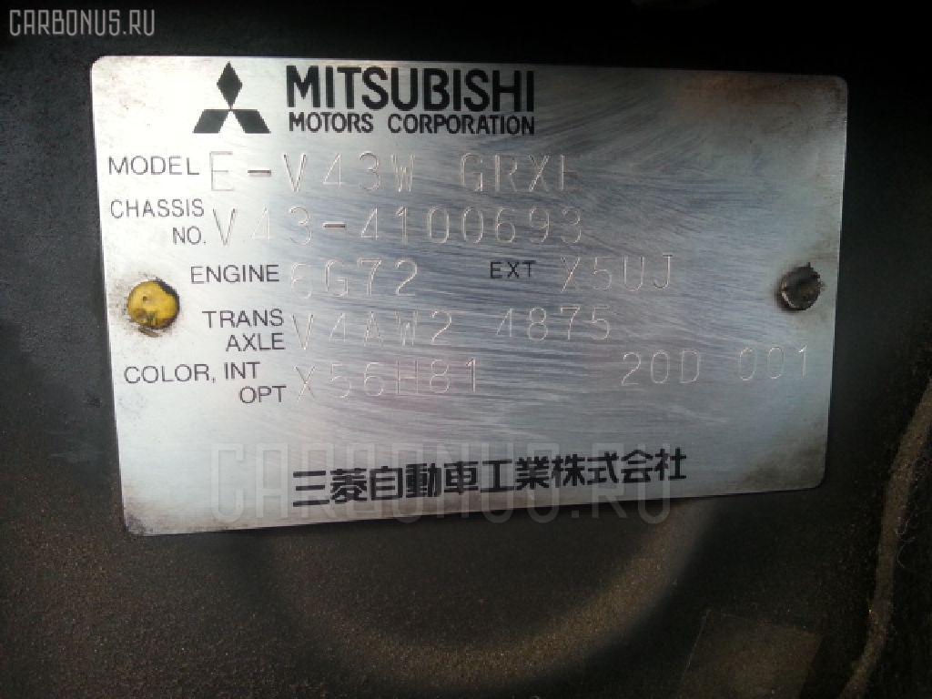 Зеркало двери боковой MITSUBISHI PAJERO V43W Фото 11