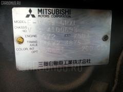 Защита двигателя MITSUBISHI PAJERO V43W 6G72 Фото 3