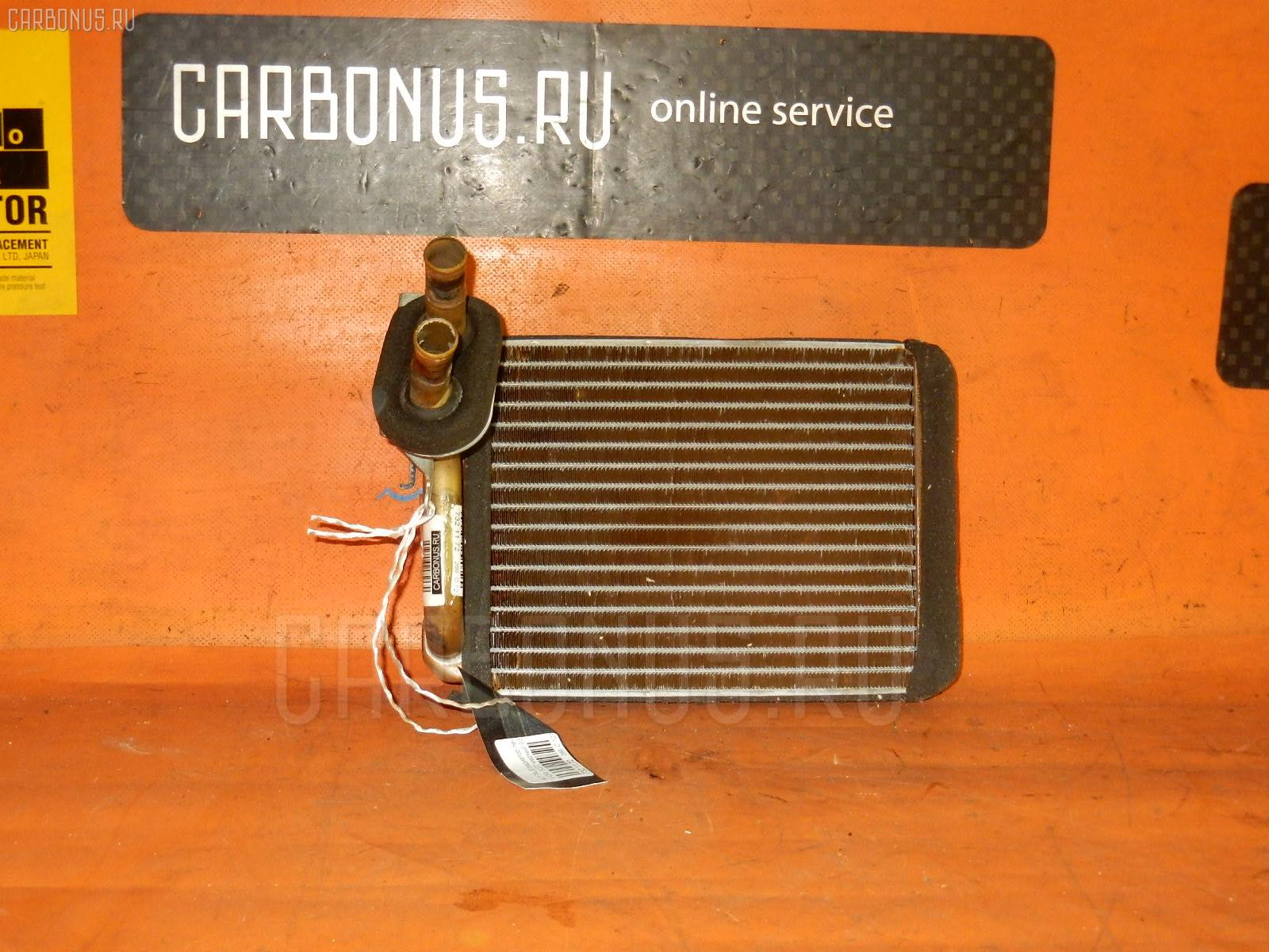 Радиатор печки MITSUBISHI PAJERO V43W 6G72. Фото 3