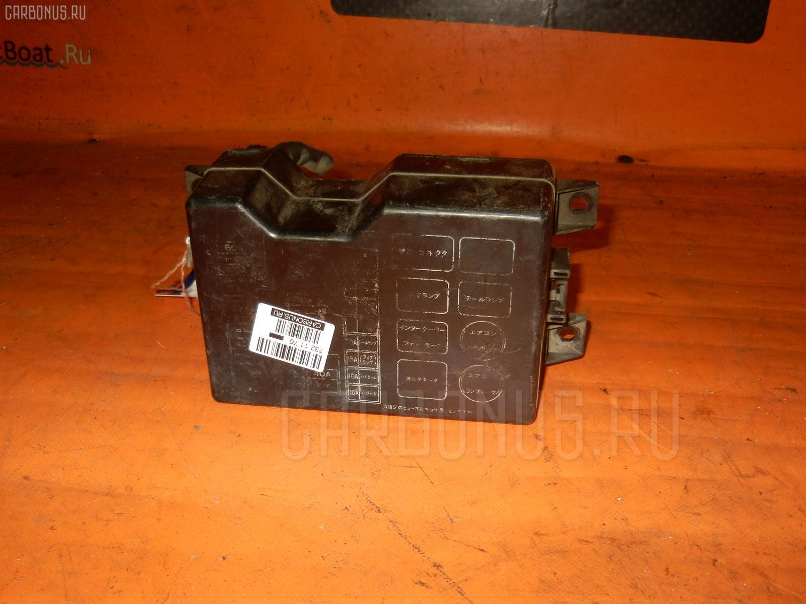 Блок предохранителей MITSUBISHI PAJERO V43W 6G72 Фото 1