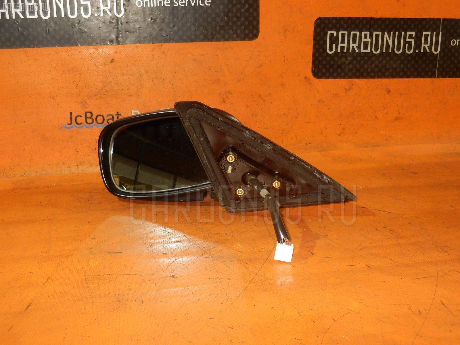 Зеркало двери боковой TOYOTA CALDINA AT211G Фото 1