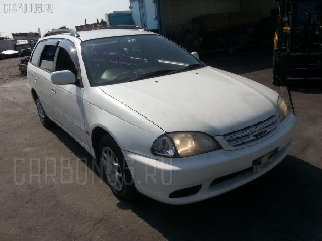 Тросик на коробку передач TOYOTA CALDINA AT211G 7A-FE Фото 4