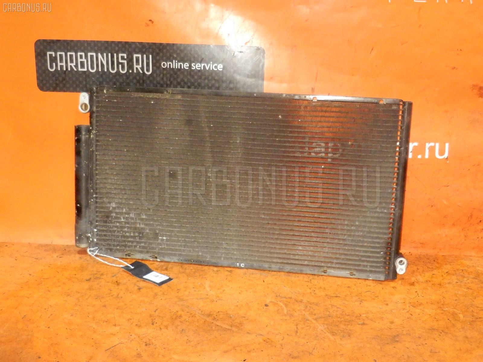 Радиатор кондиционера TOYOTA CALDINA AT211G 7A-FE. Фото 5