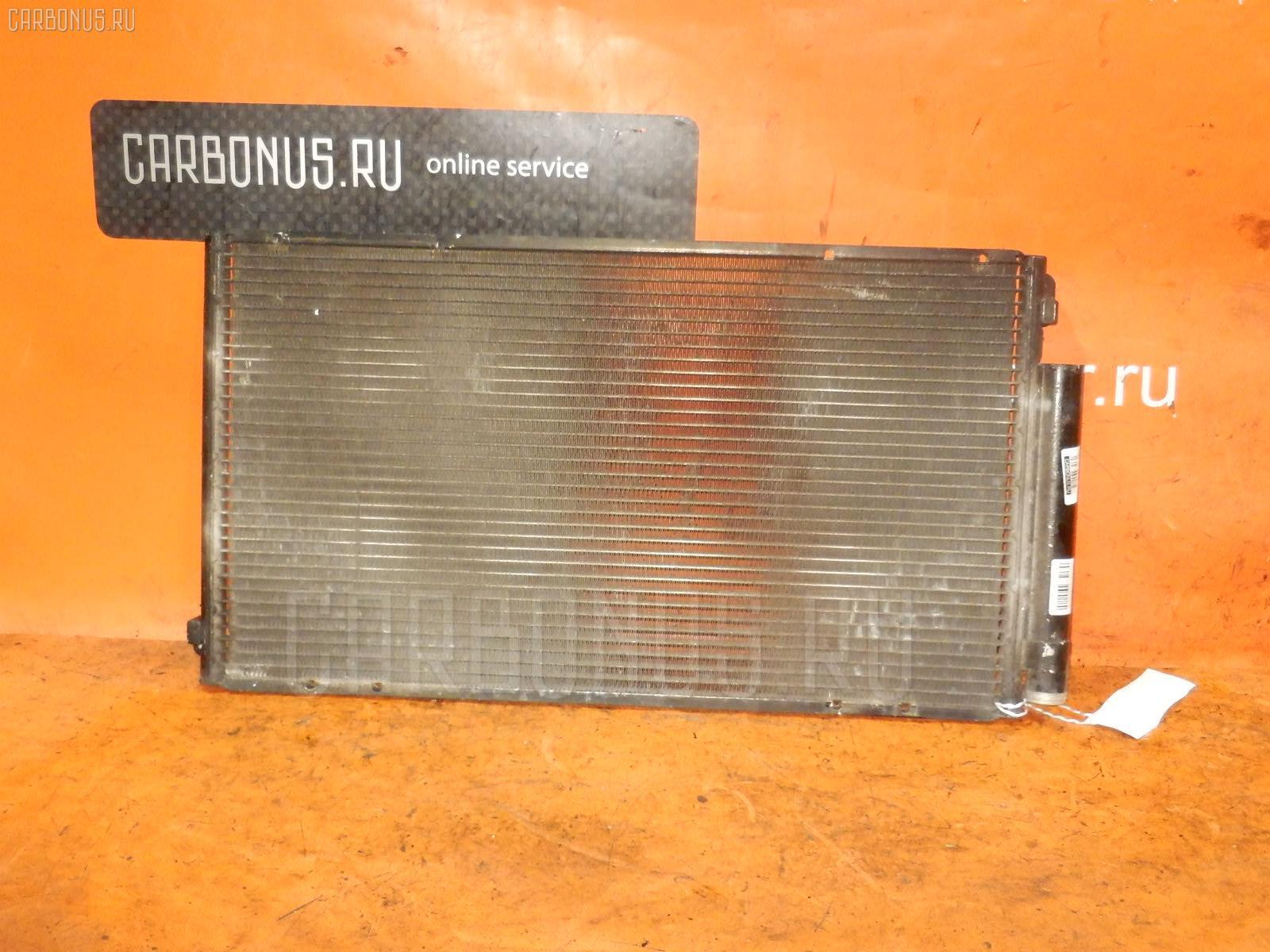 Радиатор кондиционера TOYOTA CALDINA AT211G 7A-FE. Фото 6