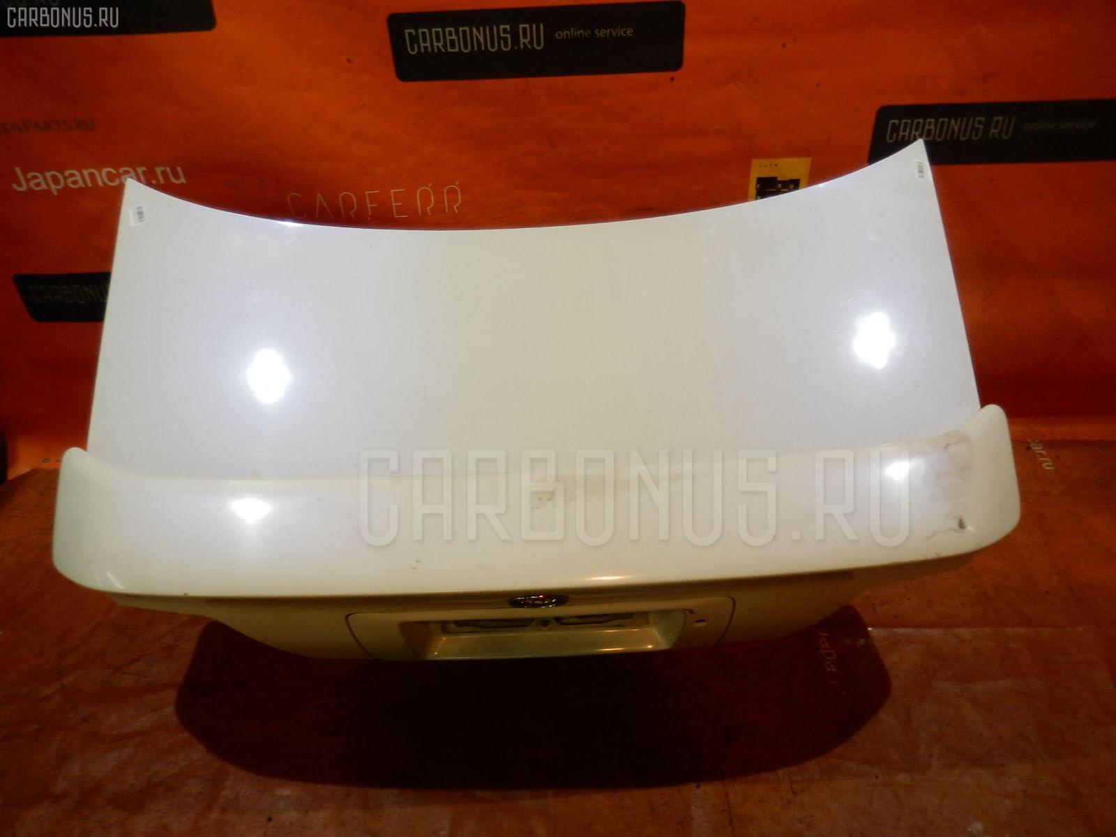 Крышка багажника Toyota Chaser GX100 Фото 1
