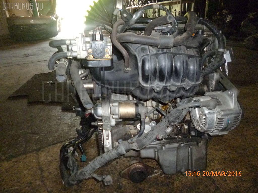 Двигатель SUZUKI SWIFT ZC21S M15A. Фото 9