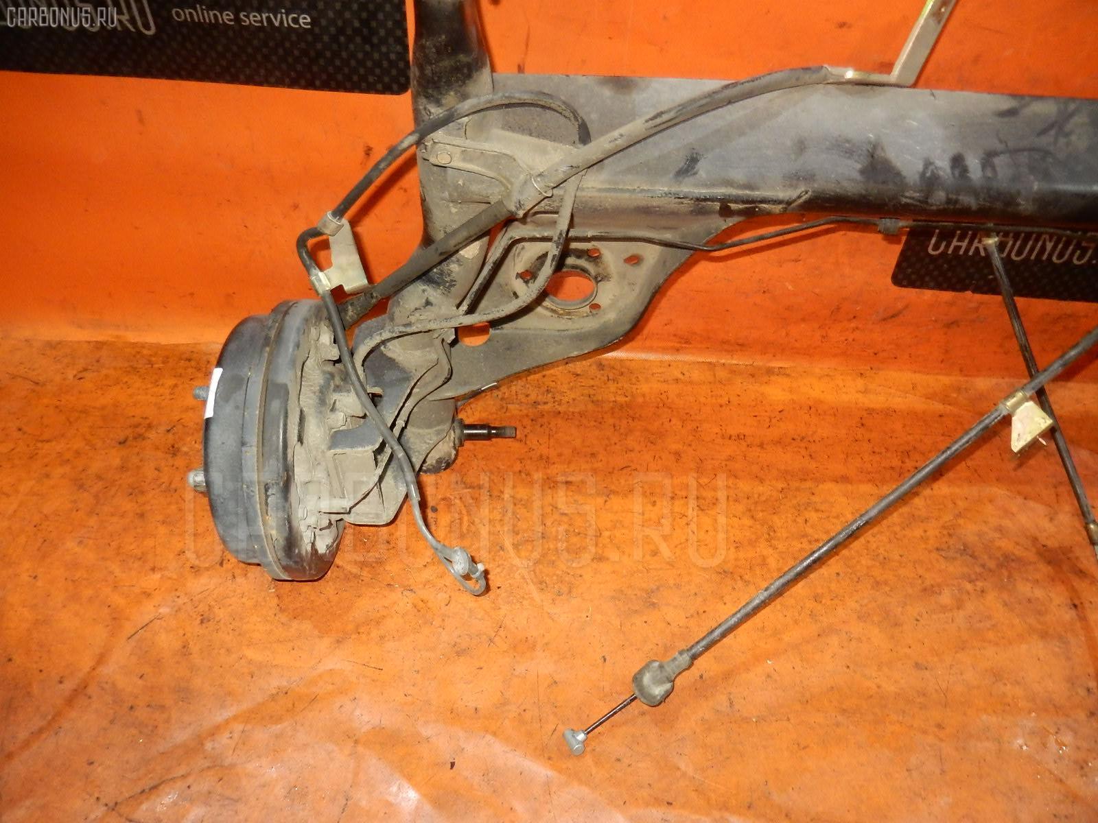 Балка подвески SUZUKI SWIFT ZC21S M15A. Фото 1