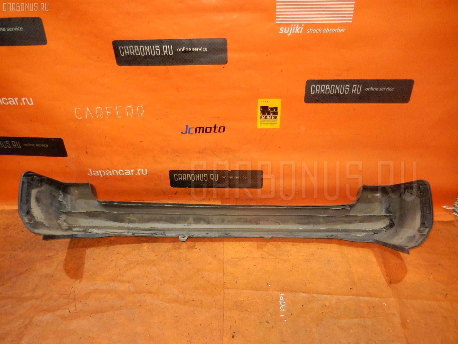 Бампер TOYOTA COROLLA EE102 Фото 5