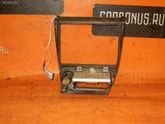 Консоль магнитофона Toyota Corolla wagon EE102V Фото 2
