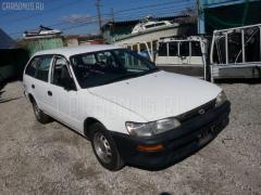 Консоль магнитофона Toyota Corolla wagon EE102V Фото 5
