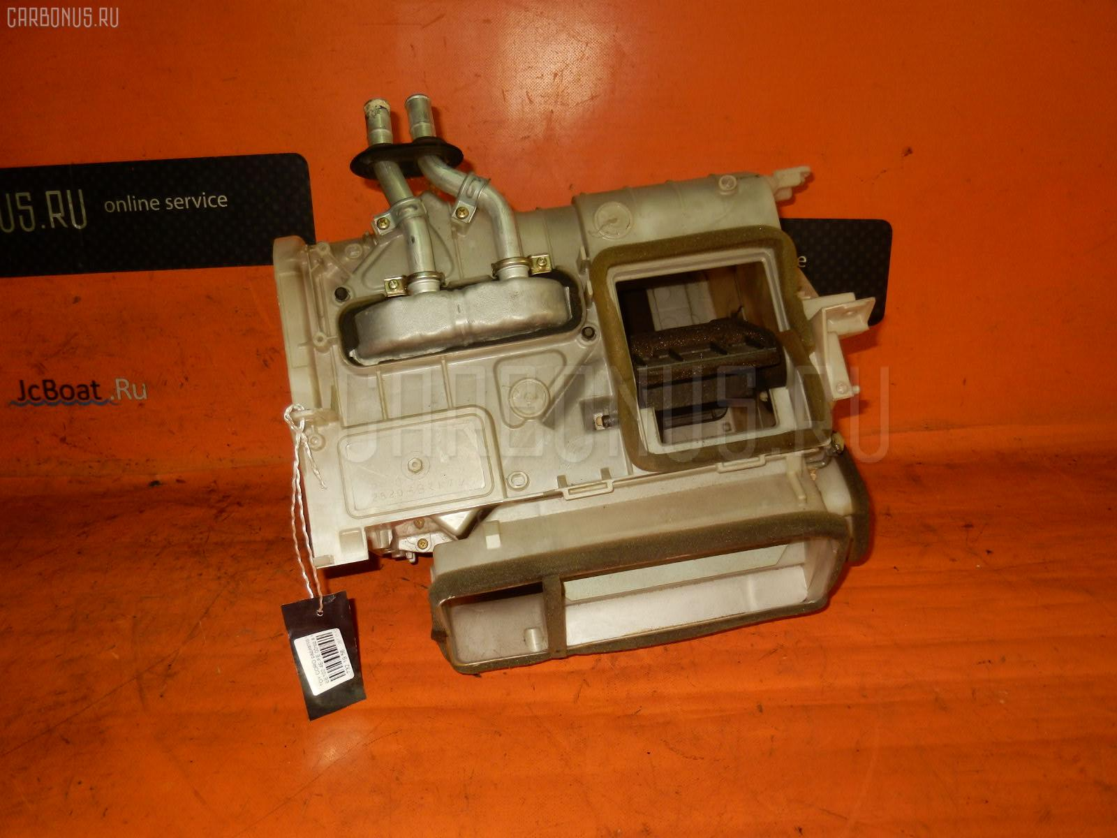 Радиатор печки TOYOTA COROLLA WAGON EE102V 4E-FE. Фото 1