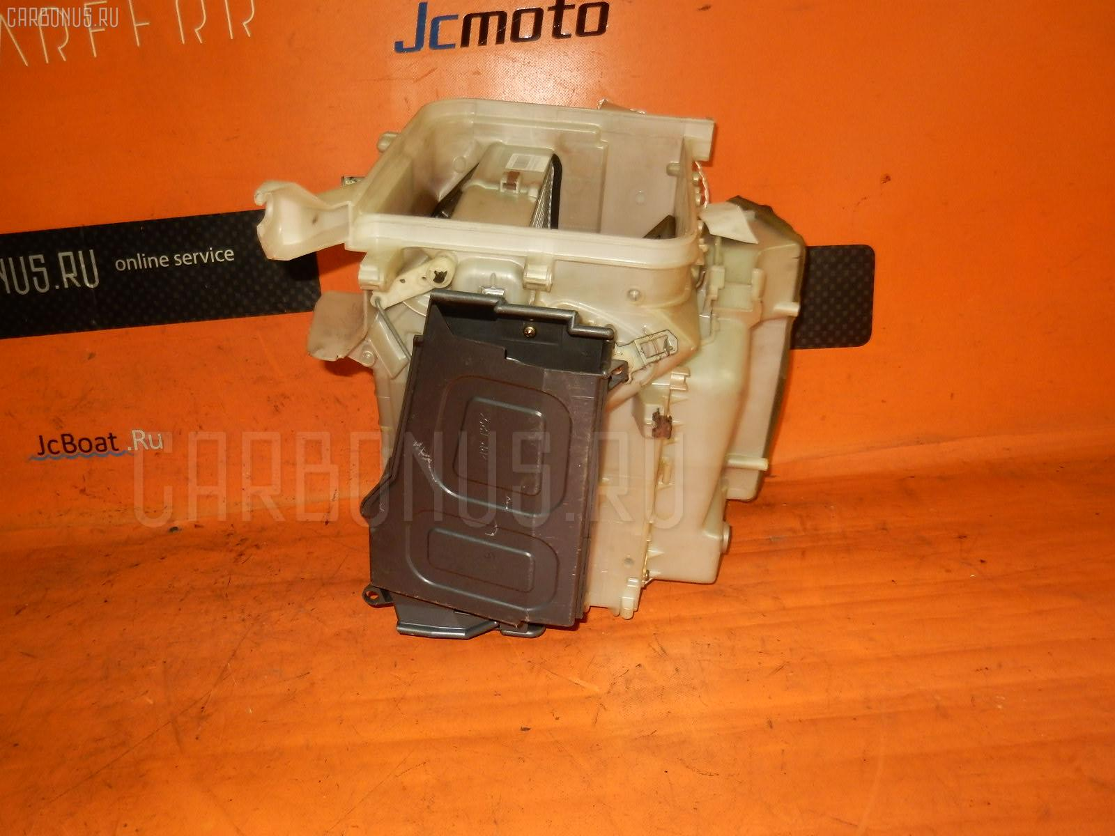 Радиатор печки TOYOTA COROLLA WAGON EE102V 4E-FE. Фото 2