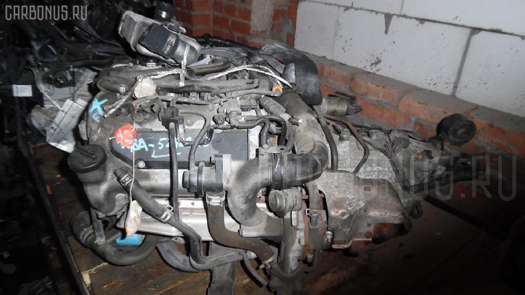 Двигатель SUZUKI EVERY DA62V K6AT Фото 5