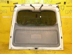 Дверь задняя Toyota Isis ANM10W Фото 2