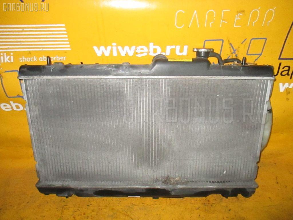 Радиатор ДВС SUBARU LEGACY WAGON BH5 EJ202. Фото 11