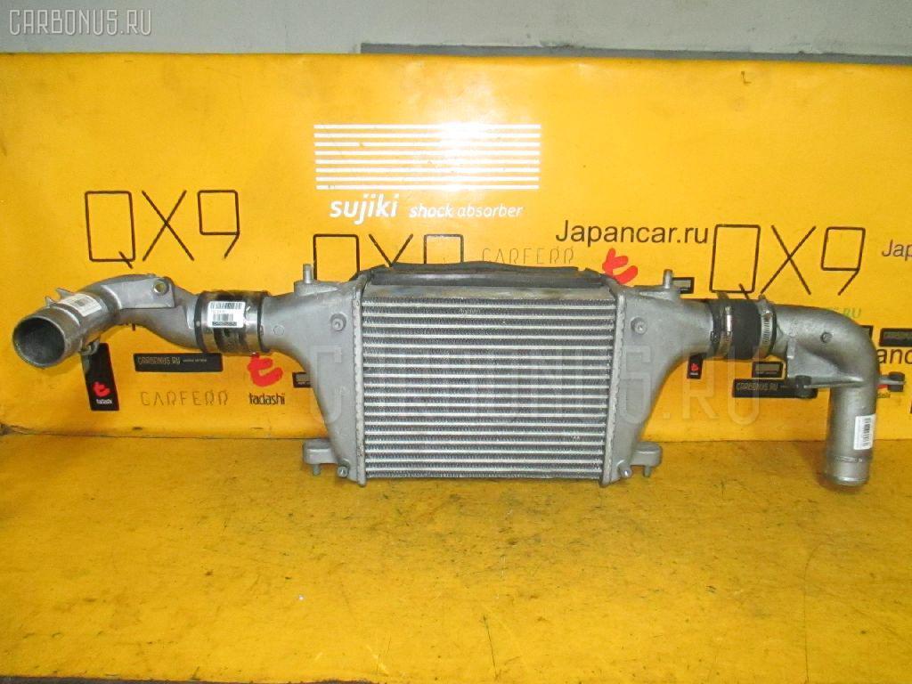 Радиатор интеркулера NISSAN AVENIR PNW11 SR20DET. Фото 5