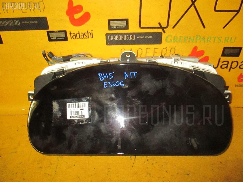 Спидометр SUBARU LEGACY WAGON BH5 EJ206 Фото 1