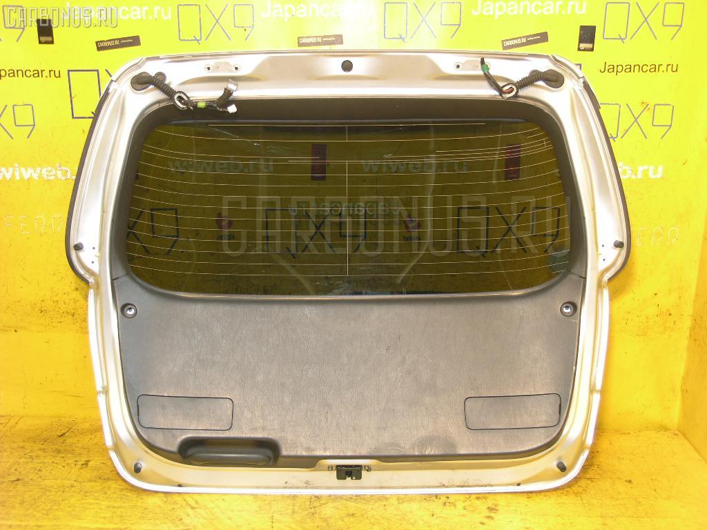 Дверь задняя TOYOTA GAIA ACM10G. Фото 3
